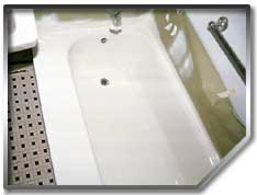 Bathtub Refinishing Before