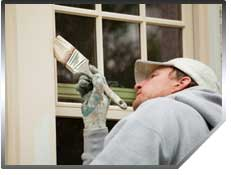 Quality exterior home painting requires attention to fine detail.