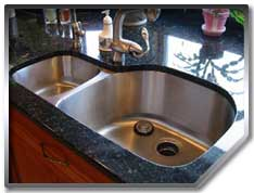 The Beautiful Brushed Stainless Steel Finish Makes This Sink More Than Just  Utilitarian.