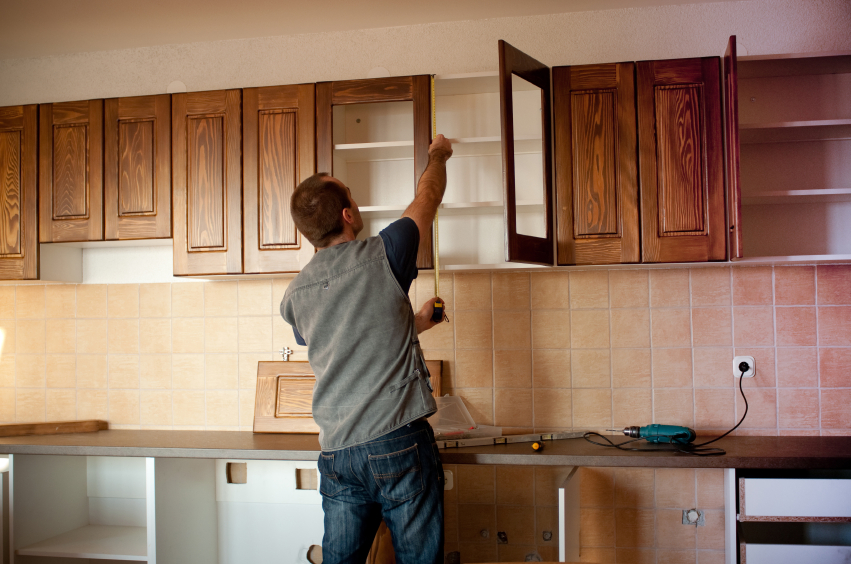Kitchen cabinet replacements