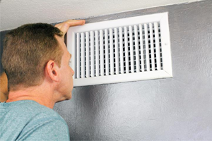 Forced air system duct and vent cleaning dramatically reduces allergens, mold & mildew, pet hair and dust in the air you breathe.